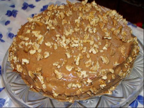 Рецепт торта пища богов фото
