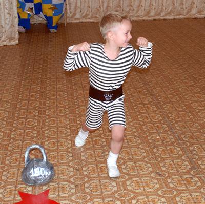 Где купить костюм силача для ребёнка