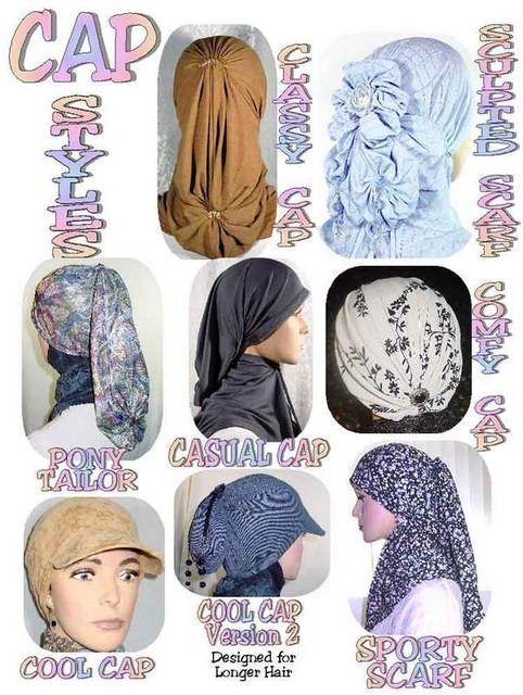 Видео как красиво завязать платок
