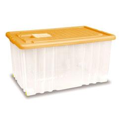 Морозостойкий материал позволяет хранить ящик на балконе...  Длина.