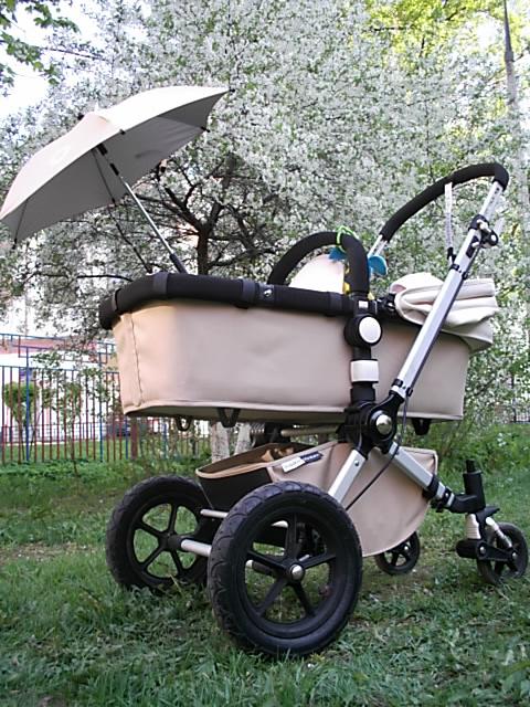 Бугабу коляски официальный
