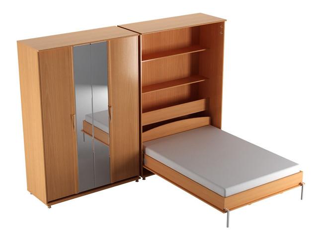 Шкаф трансформер с кроватью своими руками