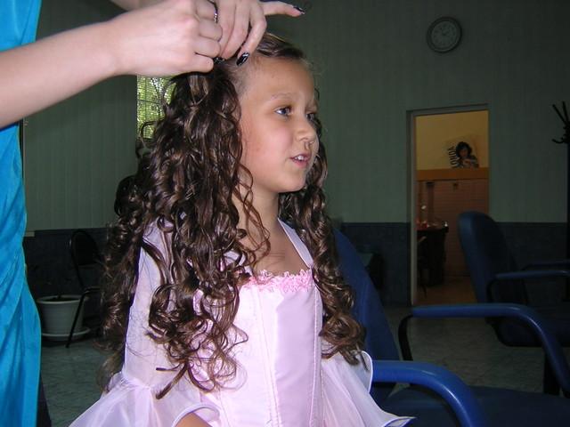 Причёски для девочек мастер класс
