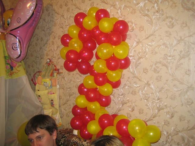 Как украсить квартиру в день рождения