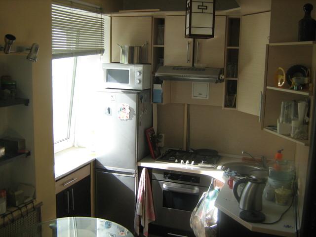 Хрущевская кухня стиралка правда