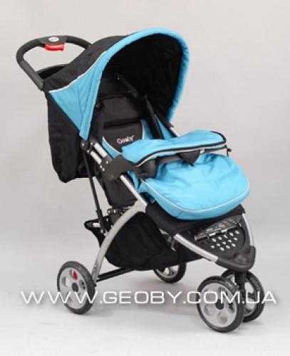 Детская прогулочная коляска Geoby C922 D150