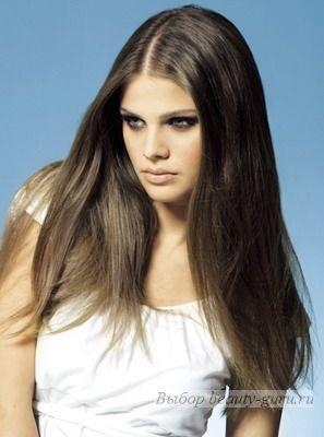 2_09 - Прически для прямых волос - Модные стрижки - Фотоальбомы - Я...