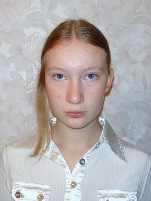 девочки лет 15: