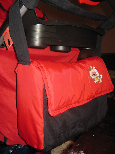 Выкройки как сшить сумку для коляски фото 695