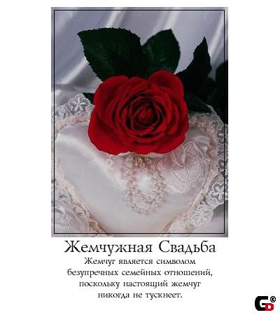 Поздравление с 30 годовщиной свадьбы в прозе