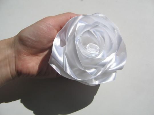 Роза  клей лента