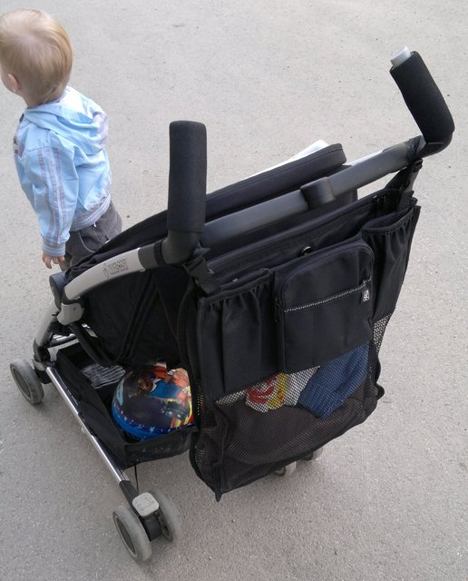 Органайзеры для колясок своими руками 944
