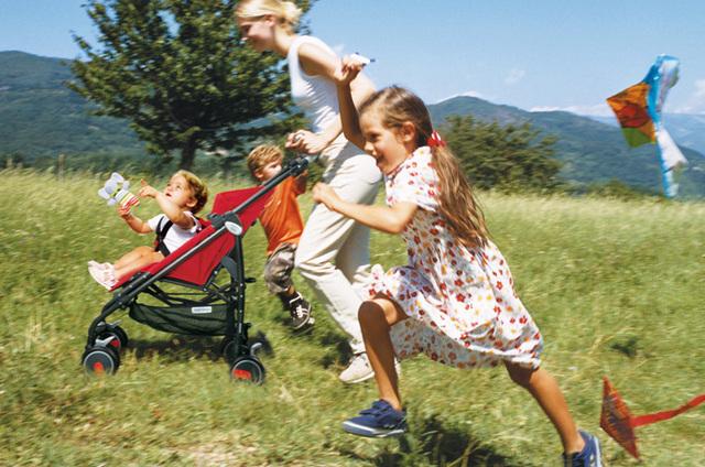 коляски трости мини: