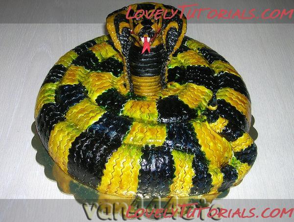 Торт кобра рецепт и фото