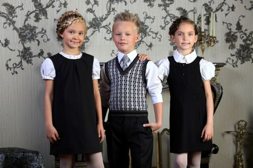 Школьная форма, цена. Всё о модной