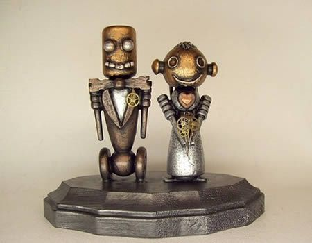Креативные статуэтки