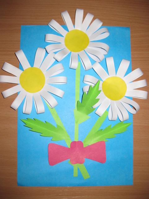Поделки из бумаги своими руками для детей 3-4 лет легкие - Belbera.Ru