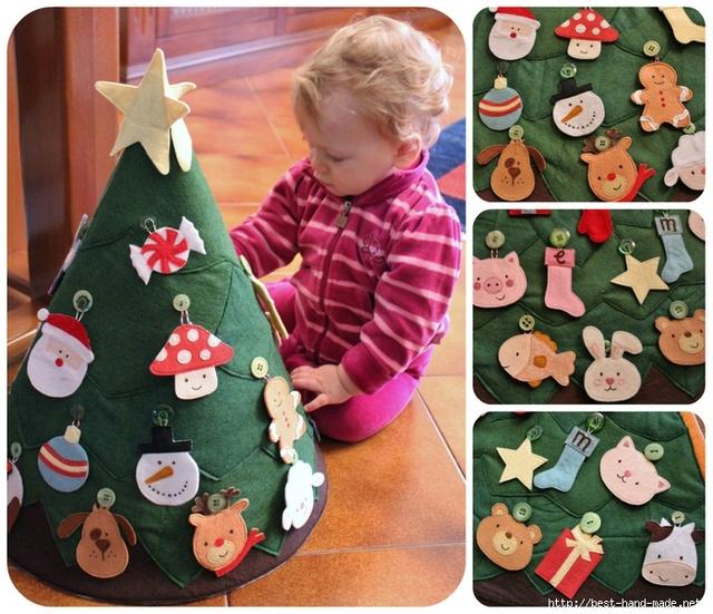 Идеи подарков для детей своими руками фото
