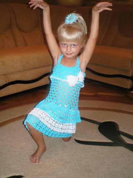 Вязаное платье на Тортик на выпускной в детский сад - 57 комментариев Замечательное платье! . Ответить