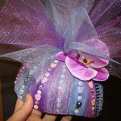 Шляпка конфетка своими руками