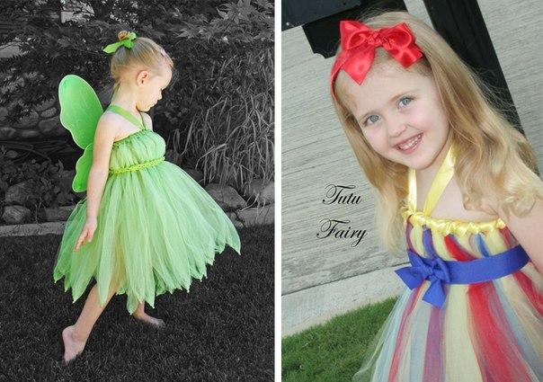 Новогодние платья своими руками фото