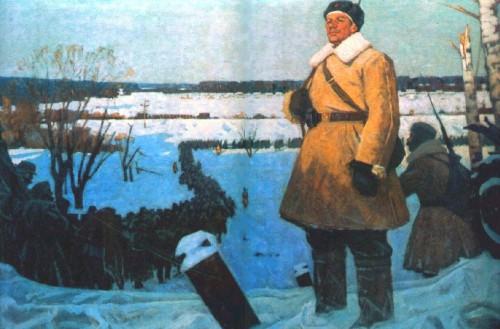 Материнство > Живопись и графика о Великой Отечественной войне Увеличить