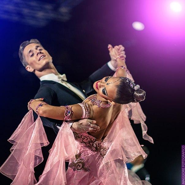 Конкурс с бальных танцев 2017