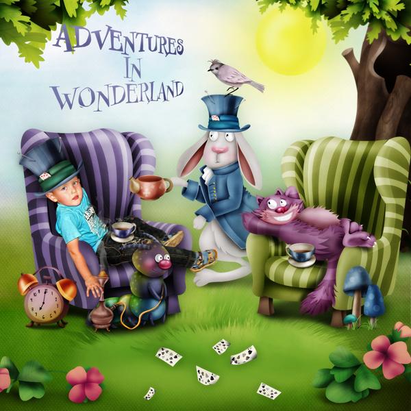 Adwentures in wonderland J129410_1346416178