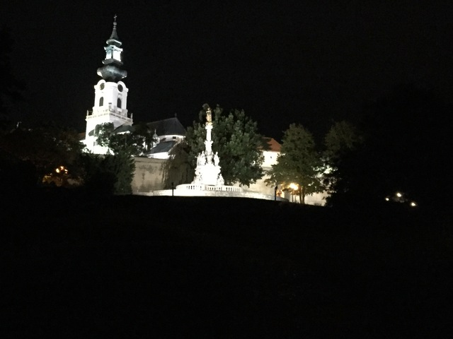 Осенние Балканы. Сентябрь-октябрь 2018. Словакия, Сербия, Греция, Венгрия.